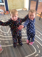 Term 2 School Holiday Antics - PJ Day