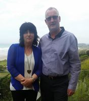 Malcolm and Jo Brown - Owner / Directors